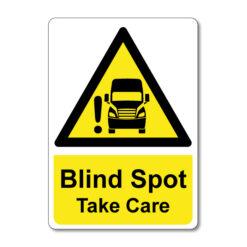 Blind-spot-sticker